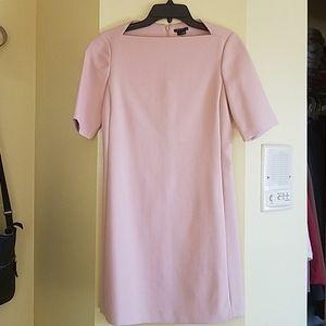 Theory pink Mini dress